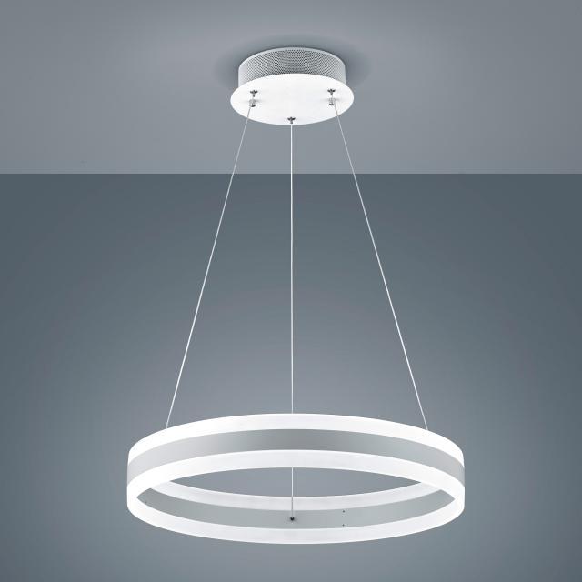 helestra LIV LED Pendelleuchte, rund