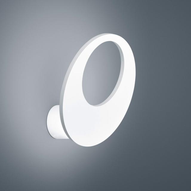 helestra NURO LED Wandleuchte rund