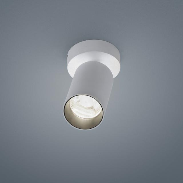 helestra RIWA LED Deckenleuchte / Spot 1-flammig