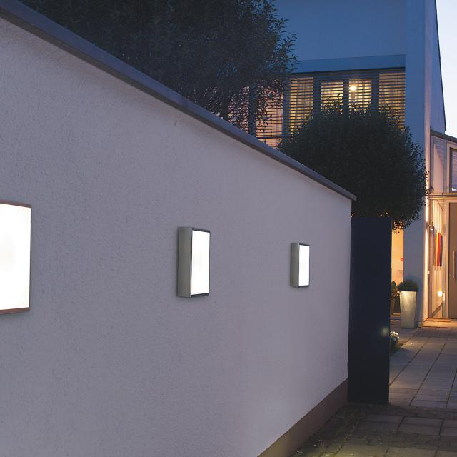 helestra SCALA LED Wandleuchte, quadratisch