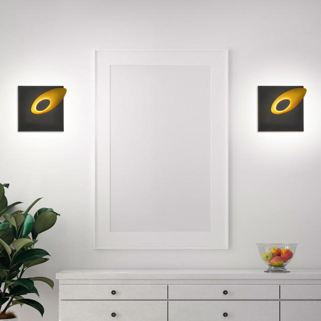 helestra TAIL LED Wandleuchte