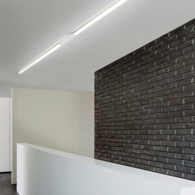 helestra VIGO LED Decken-/Wandleuchte 60 Watt mit Dimmer