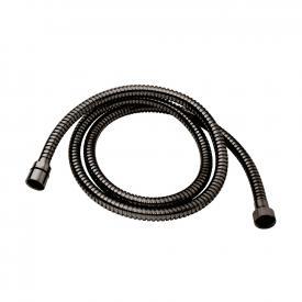 Herzbach Design iX PVD Metallflex Brauseschlauch Länge: 1250 mm, black steel
