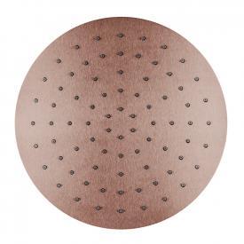 Herzbach Design iX PVD Regenbrause copper steel