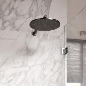 Herzbach Design iX PVD Regenbrause schwarz
