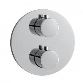 Herzbach Design New / Memo / Nano / Ventura Thermostat round Unterputz für 3 Verbraucher