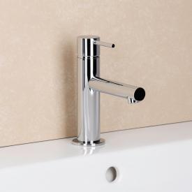 Herzbach Design New Waschtisch-Einlochbatterie S-Size ohne Ablaufgarnitur