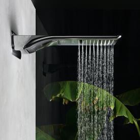 Herzbach Living Spa Regenbrause Multifunktion 3 soft edelstahl poliert