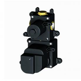 Herzbach Logic XL 1 Universal-Thermostat-Modul mit 1 Absperrventil