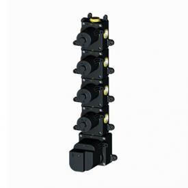 Herzbach Logic XL 4 Universal-Thermostat-Modul mit 4 Absperrventilen