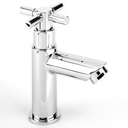 Herzbach Stilo Standventil für Kaltwasser ohne Ablaufgarnitur