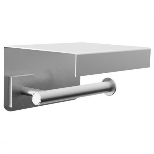 herzbach neo castell ix papierrollenhalter mit deckel reuter. Black Bedroom Furniture Sets. Home Design Ideas