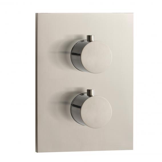 Herzbach Design iX Thermostat square Unterputz für 2 Verbraucher