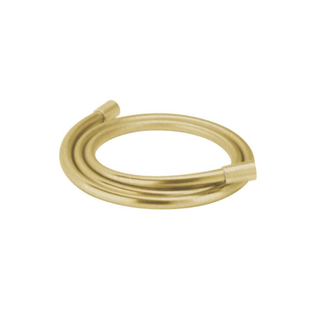 Herzbach Design iX PVD Brauseschlauch brass steel, Länge: 1,60 m