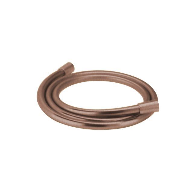 Herzbach Design iX PVD Brauseschlauch copper steel, Länge: 1,60 m