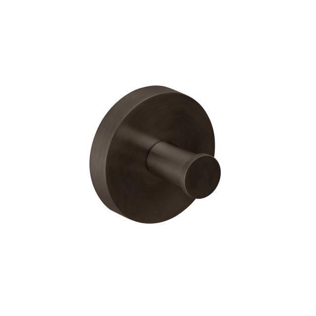 Herzbach Design iX PVD Handtuchhaken black steel