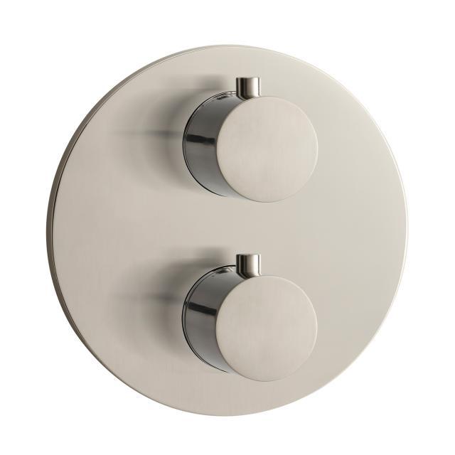 Herzbach Design iX Thermostat round Unterputz für 3 Verbraucher