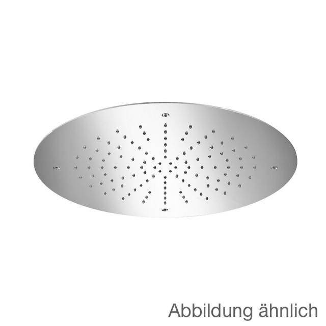 Herzbach Living Spa Regenbrause, Deckeneinbau edelstahl gebürstet