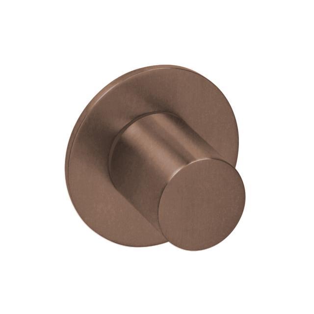 Herzbach Logic XL Vario Absperr- und Umstell-Modul rund copper steel