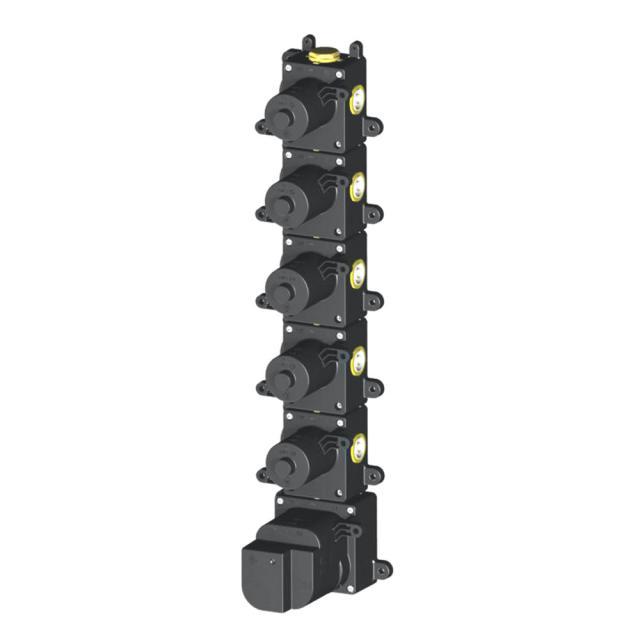 Herzbach Logic XL 5+ Universal-Thermostatmodul für 6 Verbraucher