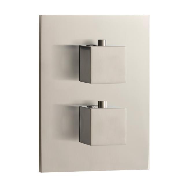 Herzbach Neo Castell iX Thermostat square Unterputz für 2 Verbraucher