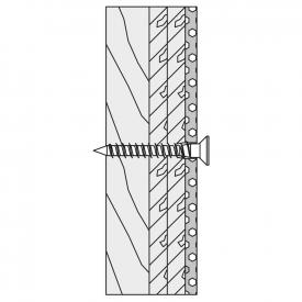 Hewi Universal Befestigungsmaterial für mobile Stützklappgriffe