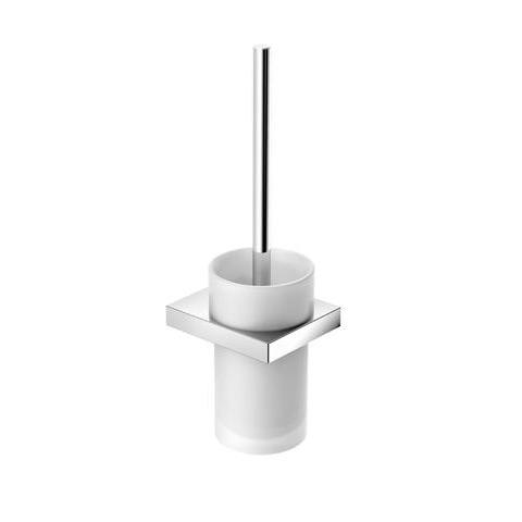 Hewi System 100 WC-Bürstengarnitur chrom