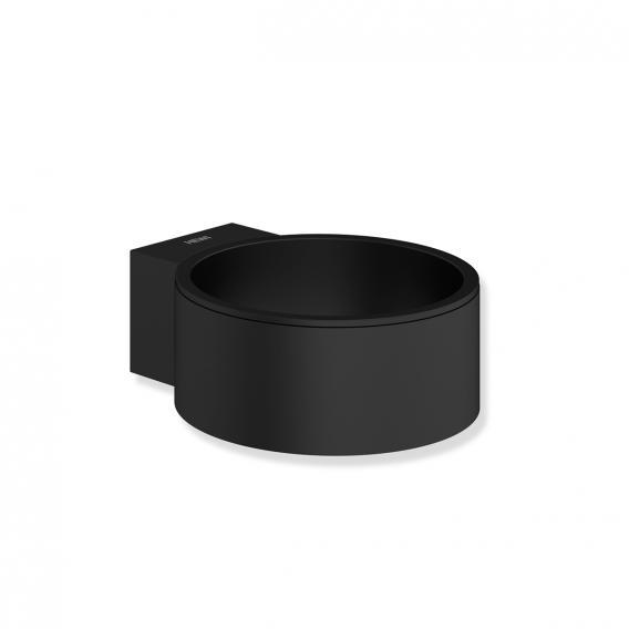 Hewi System 900 Föhnhalter schwarz matt