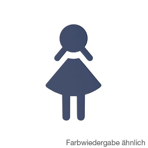 Hewi Universal Symbol Damen stahlblau