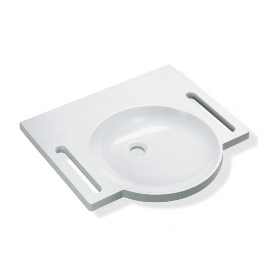 Hewi Universal Waschtisch ohne Hahnloch