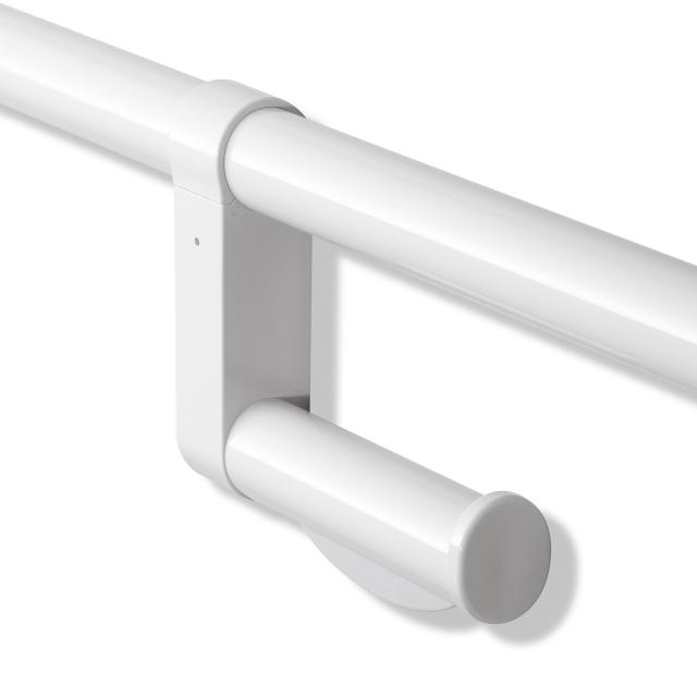 Hewi 801 Aufrüstsatz WC-Papierhalter stahlblau