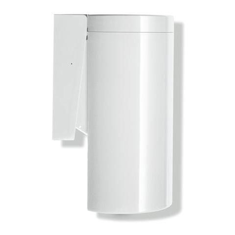 Hewi Serie 477 Abfallbehälter mit Beutelspender reinweiß