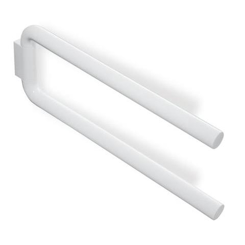 Hewi Serie 477 Handtuchhalter reinweiß