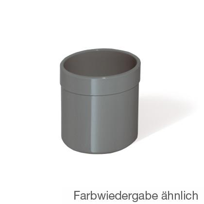 Hewi Serie 801 Becher anthrazitgrau