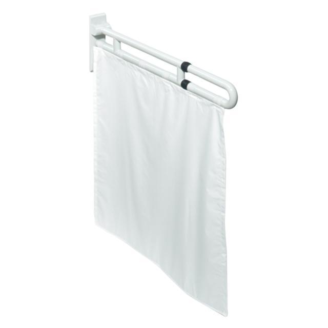 Hewi Serie 801 Duschspritzschutz weiß signalweiß