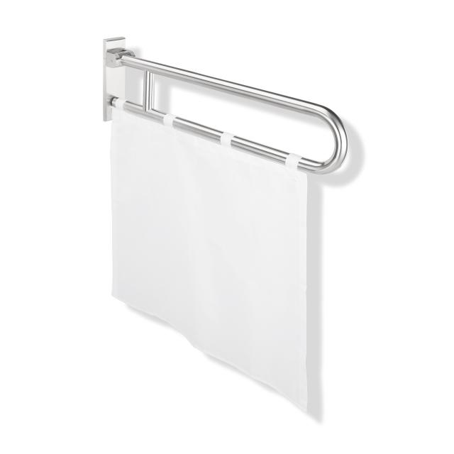 Hewi Serie 801 Duschspritzschutzvorhang, schwer entflammbar