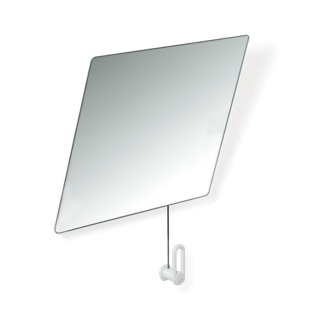 Hewi Serie 801 Kippspiegel signalweiß