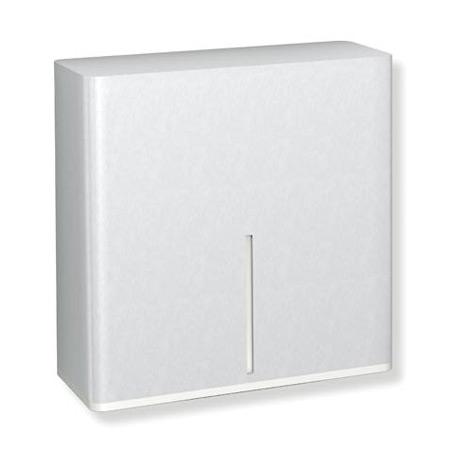 Hewi Serie 805 WC-Großpapierrollenhalter edelstahl gebürstet/anthrazitgrau