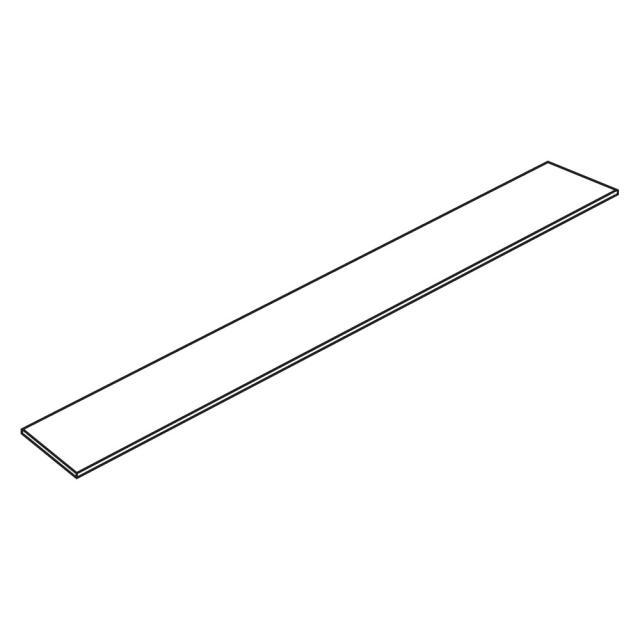 Hewi System 100 Glasplatte für Ablage