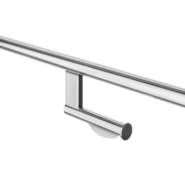 Hewi System 900 Aufrüstsatz WC-Papierhalter chrom, für Stangen Ø 32 mm