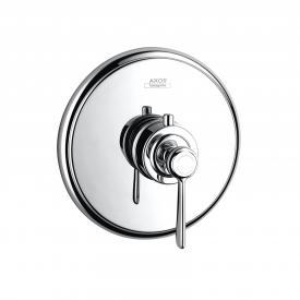 AXOR Montreux Thermostatbatterie mit Hebelgriff, Unterputz chrom