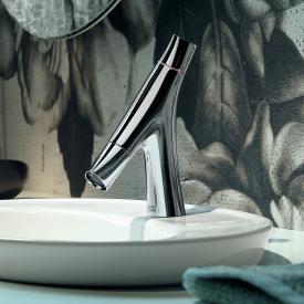 AXOR Starck Organic Zweigriff-Waschtischmischer 50, für Handwaschbecken mit Ablaufgarnitur