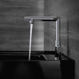 AXOR Uno Select Einhebel-Waschtischmischer 220, mit Ablaufgarnitur chrom