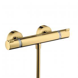 Hansgrohe Ecostat Comfort Brausenthermostat Aufputz gold