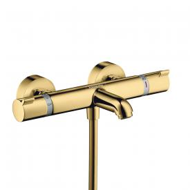 Hansgrohe Ecostat Comfort Wannenthermostat Aufputz gold