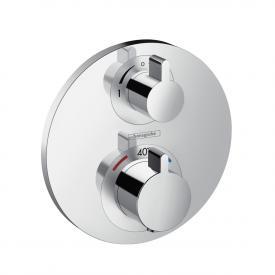 Hansgrohe Ecostat S Thermostat Unterputz, für 2 Verbraucher