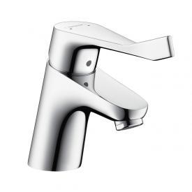 Hansgrohe Focus Care Einhebel-Waschtischmischer 70 mit etxra langem Griff ohne Ablaufgarnitur