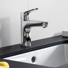 Hansgrohe Focus Einhebel-Waschtischmischer 100 mit Ablaufgarnitur