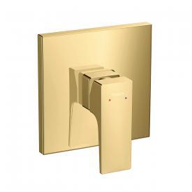 Hansgrohe Metropol Einhebel-Brausemischer Unterputz, mit Zungengriff gold