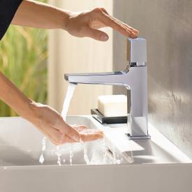 Hansgrohe Metropol Select Einhebel-Waschtischmischer 110, mit Ablaufgarnitur
